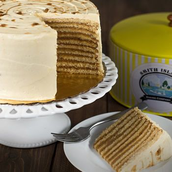 shop new caramel and cream smith island cakes