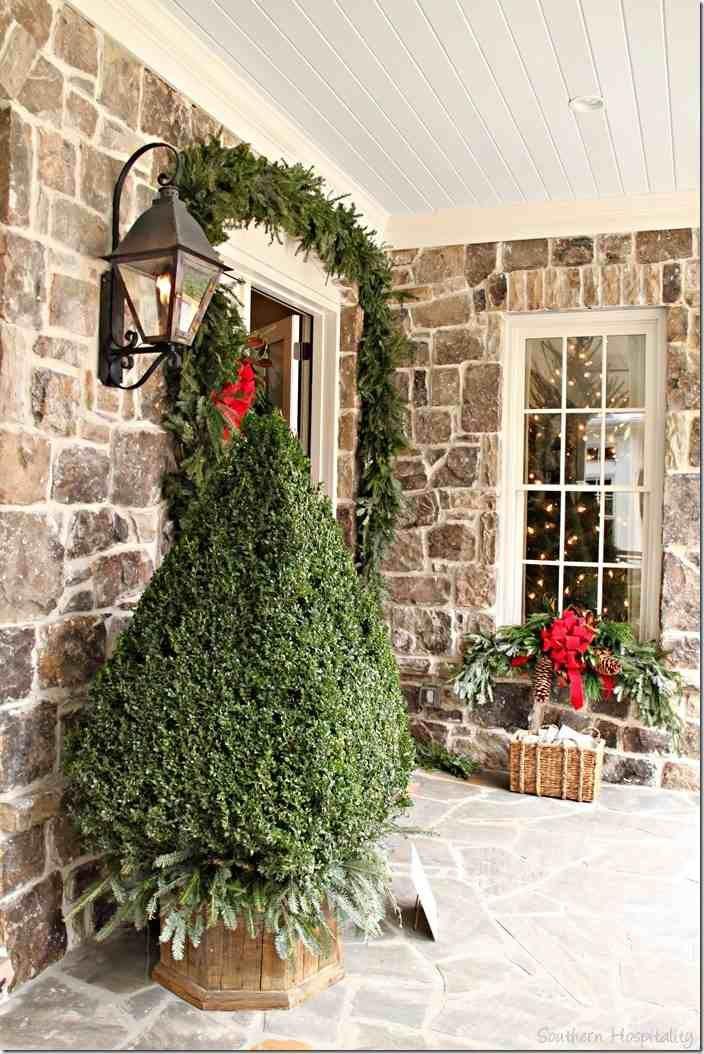 También hay que cuidar el exterior y decorarlo parar recibir a los invitados