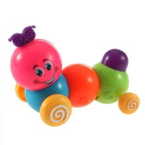 Funny Cute Kids Colorful Inchworm Twist Forward Movement Toy New Material: plastic A lovely Inchworm toy Wind up design, easy to operate After wound up, it will turn, run until clockwork loose. A very funning toy for your kids to play Made of environment-friendly plastic, no harm to your baby