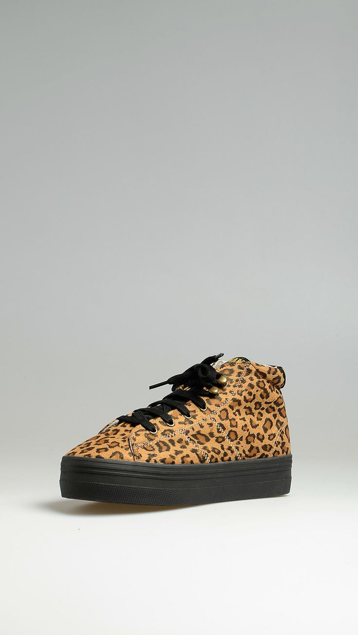 No Name Animal print sneakers