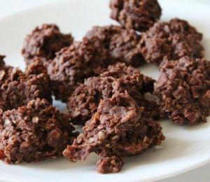 Σοκολατάκια βρώμης γευστικά και χωρίς πολλές θερμίδες