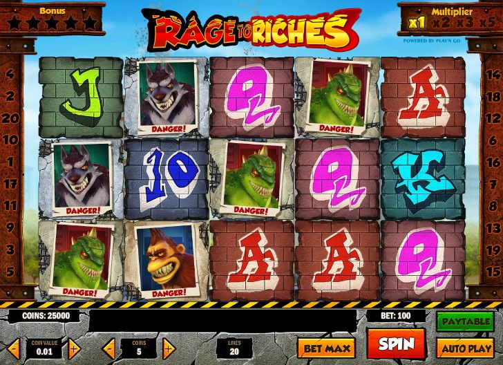 New Rage to Riches slot - http://cp4w.com/playn-go-slots/rage-riches.html