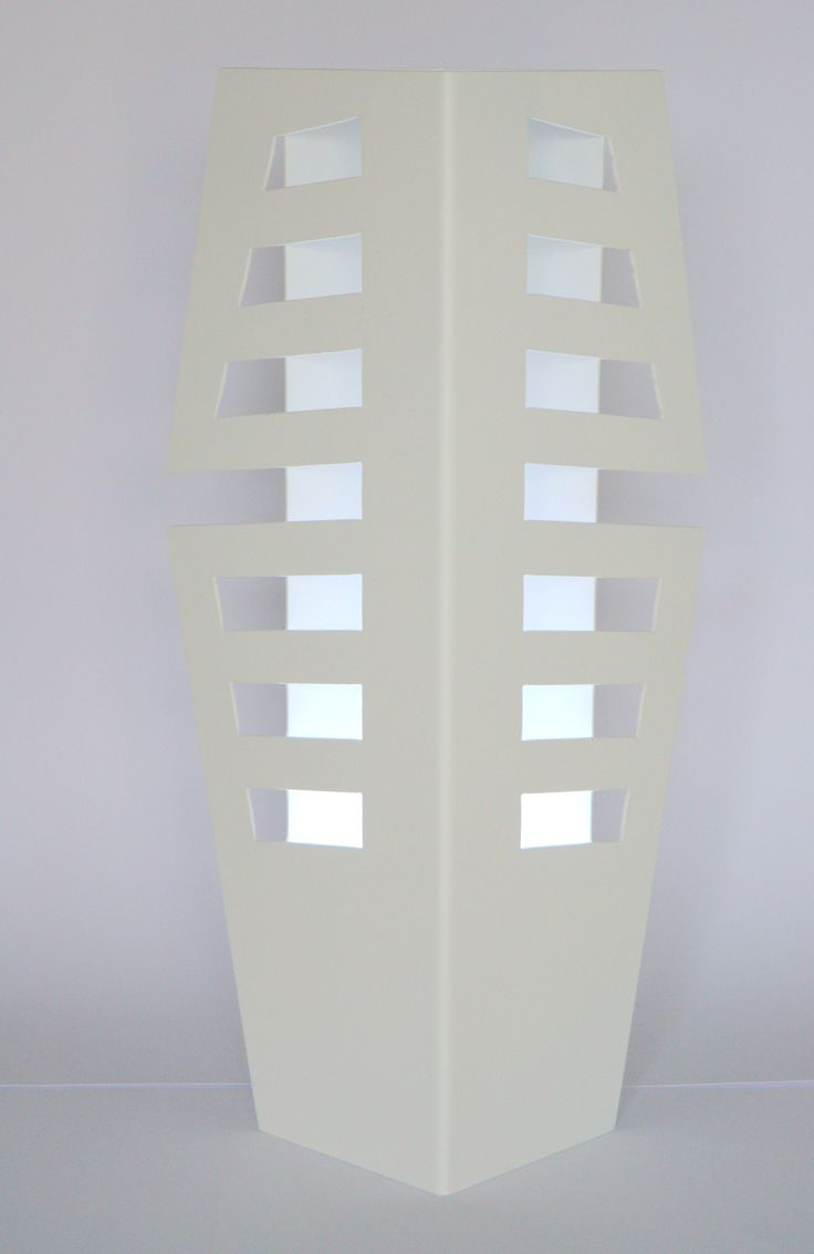 Seattle-lamp-Design by Alessandro Vangone.