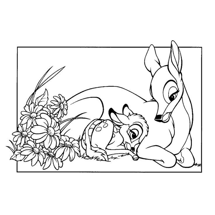 144 besten Bambi Bilder auf Pinterest | Bambi, Clipart und Zeichentrick