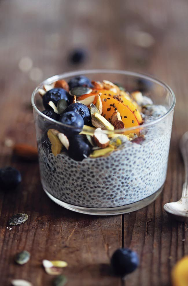 Coconut Chia Pudding: The Ultimate Lazy Girl Breakfast