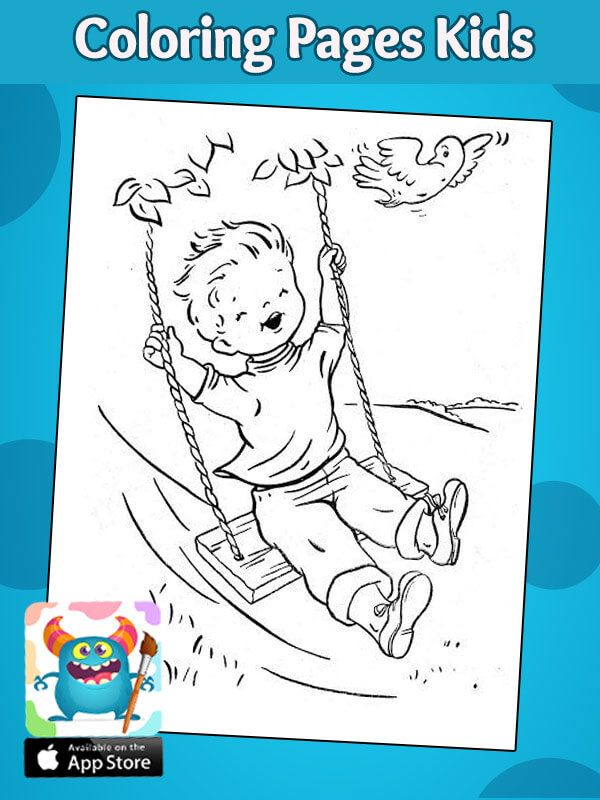 رسومات اطفال عن فصل الصيف اوراق عمل للاطفال عن فصل الصيف بالعربي نتعلم Coloring Pages For Kids Animal Coloring Pages Coloring For Kids