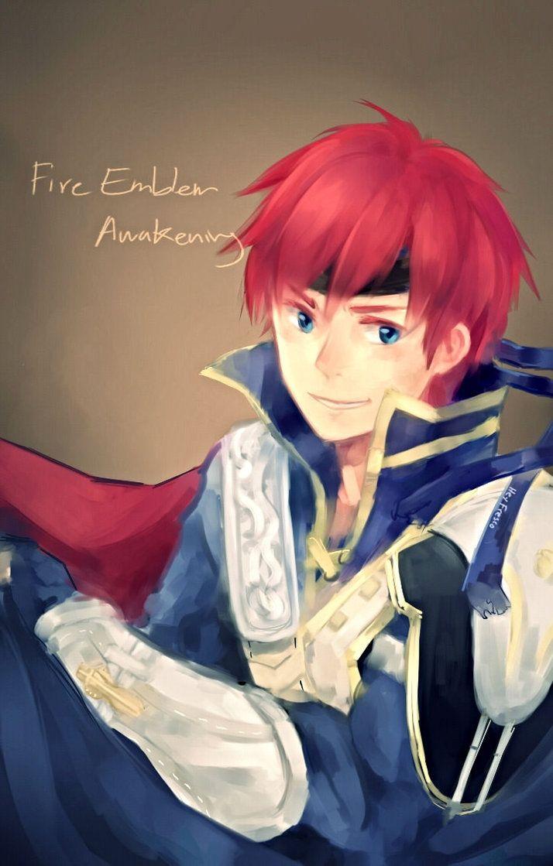 roy: fire emblem awakening by HeyFresco on DeviantArt
