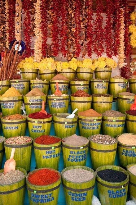 Fethiye Spices ,Turkey