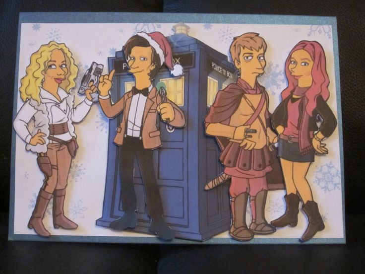 For my doctor who mad daughter