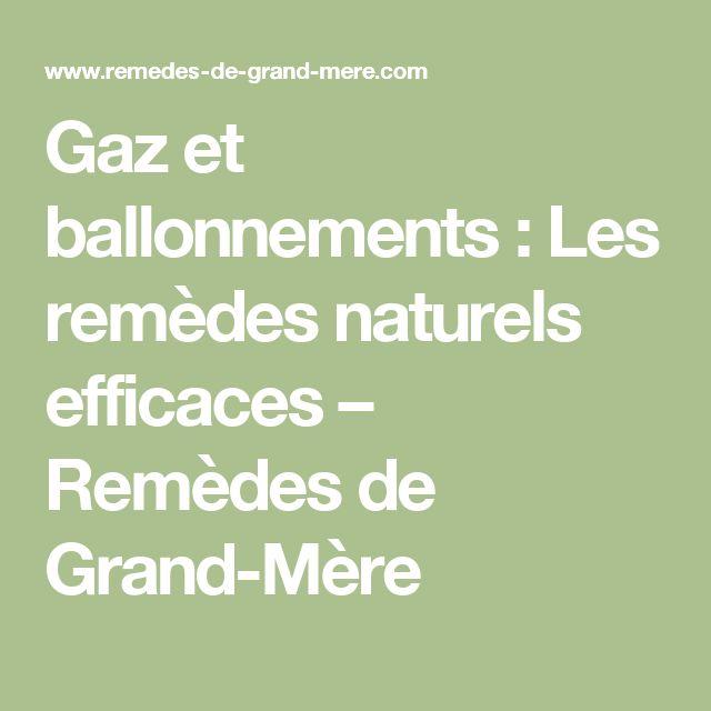 Gaz et ballonnements : Les remèdes naturels efficaces – Remèdes de Grand-Mère