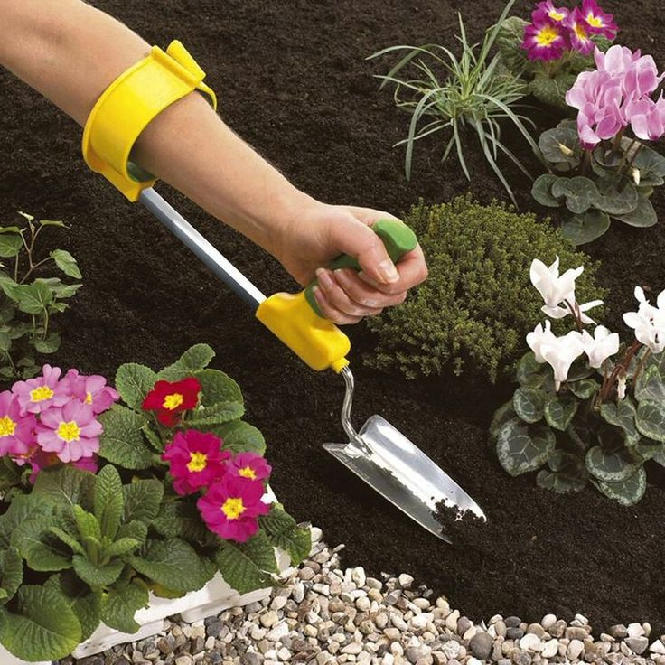 Adaptive Gardening Tools for Gardeners With Disabilities