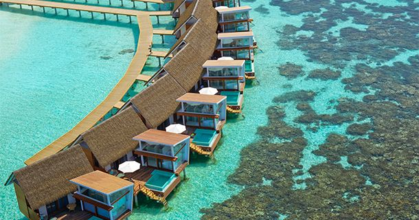 Wedding competitions and special offers from You & Your Wedding.  Imagine jetting off to your very own paradise island in the Indian Ocean for a five-star honeymoon that combines luxurious accommodation with gourmet food and tropical splendour. On Kandolhu Island in the Maldives this dream could become a reality for one lucky newlywed couple, thanks to Universal Resorts, Maldives, Kuoni and The National Wedding Show.