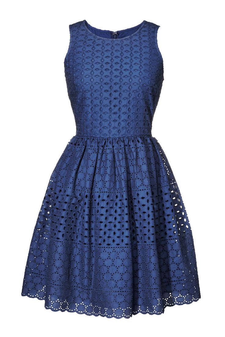 Fabulous Fashion Under $50: We can't take our eyelets off this pretty dress! Dress, $34.94 (sizes 0 to 18), $42.94 (sizes 1X to 4X); oldnavy.com.