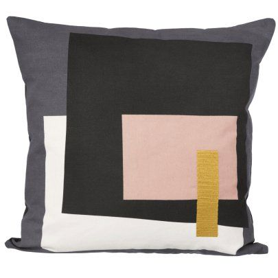 Ferm Living Fragment Cushion- Grey