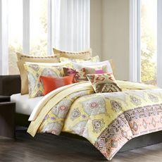Echo Bedding Colorful Kilim Duvet Cover, 100% Cotton - Bed Bath & Beyond