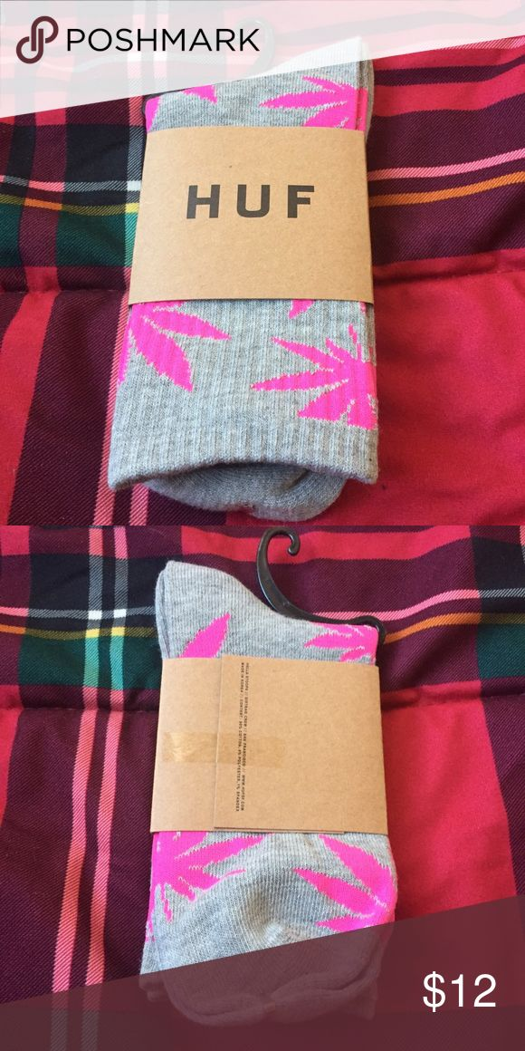 Brand new authentic long HUF socks for sale Brand new and very limited quantity!! Check out my other listings! Have a lot more items for sale. HUF Accessories Hosiery & Socks