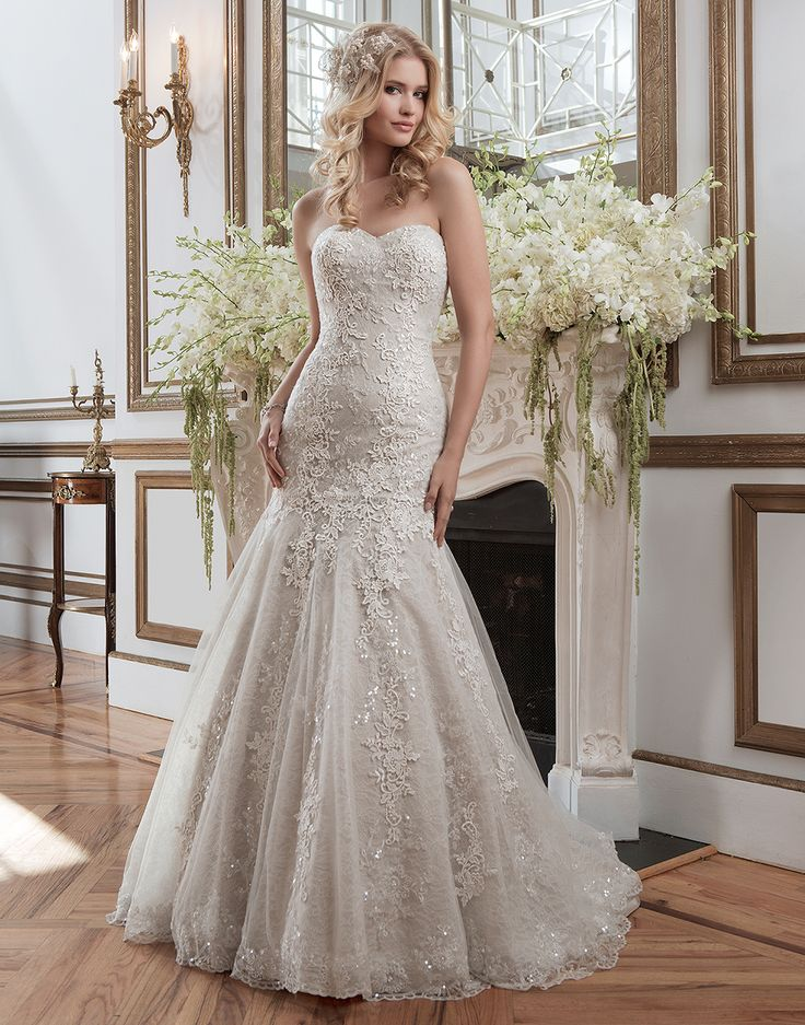 The 203 best Our Bridal Gowns images on Pinterest | Short wedding ...