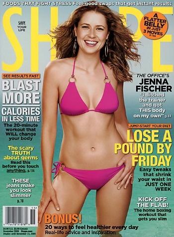 Shape Cover Magazine - November 2009: Shape Covers, Covers Magazines, Magazines Covers