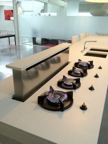 brugge spierwit betonnen keukenmeubel betonkeuken kitchen pinterest k che. Black Bedroom Furniture Sets. Home Design Ideas