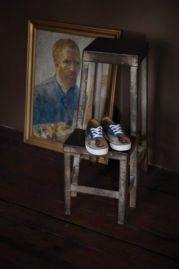 Vans s'associe au Musée Van Gogh d'Amsterdam | Art de van