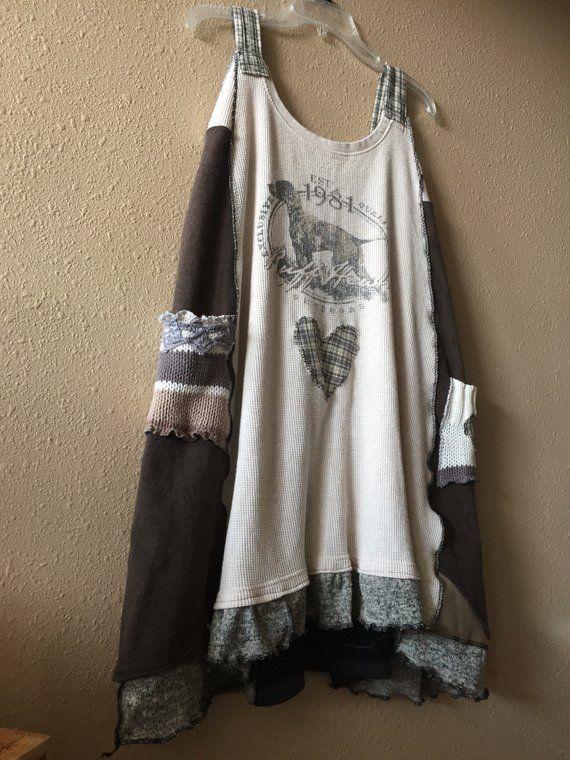 Sommer kleid tunika