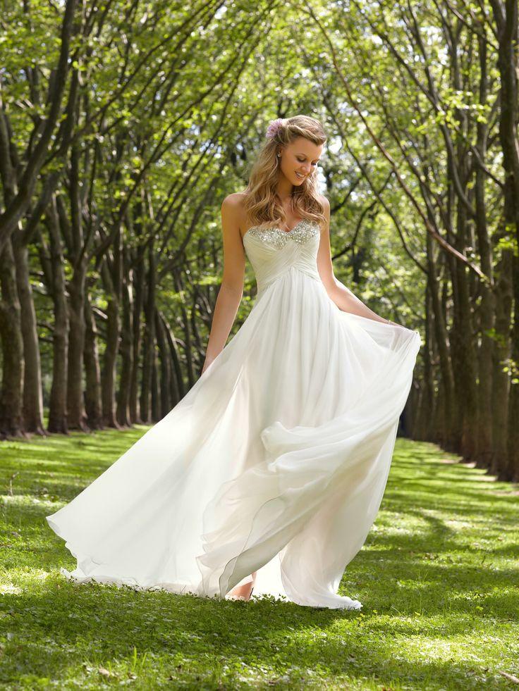 Mori Lee Wedding Dresses Style - 6745