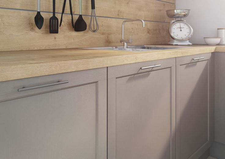 U702 ST27 Cashmere Ideal for Kitchen carcassing, end ...