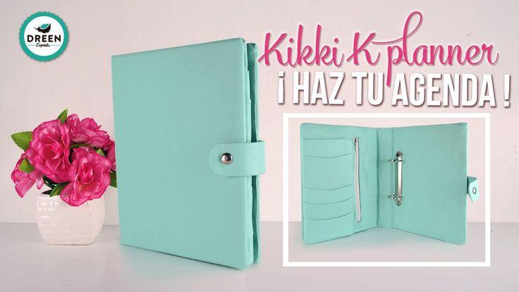 DIY Kikki k planner / Haz tu  propia agenda | JUEVES DE TUTODREEN