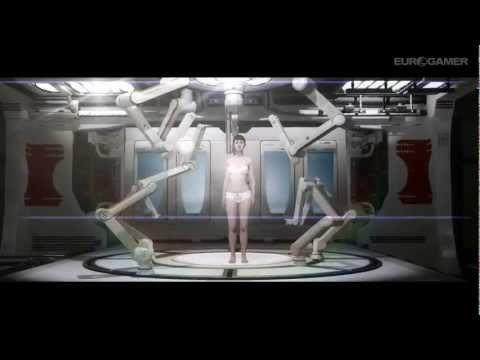 Quantic Dream unveils 'Kara' tech demo at GDC