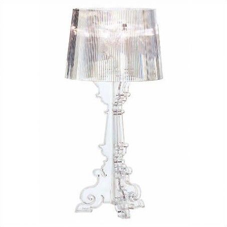 """Bourgie 27"""" H Table Lamp with Empire Shade"""