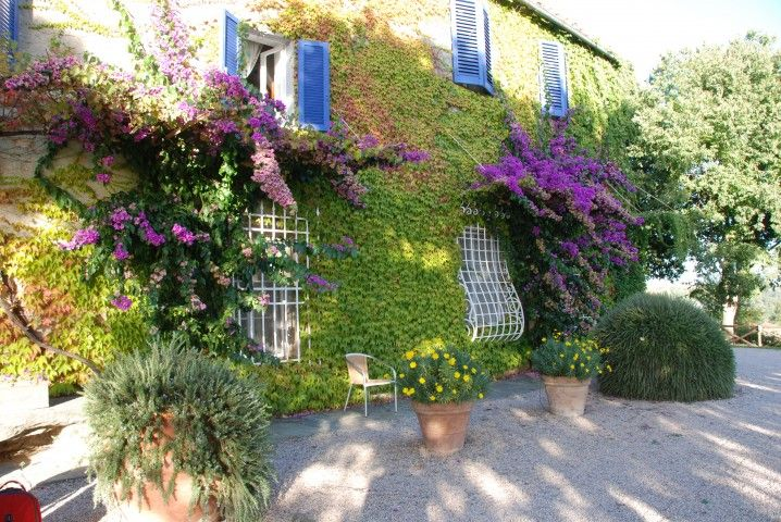 Traditional Tuscan farmhouse, or agriturismo, with rural style rooms, a swimming pool. located on the hills in the wonderful Maremma region. http://www.canadianisland.it/c/gallery