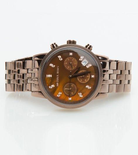 Michael Kors – Ritz Espresso Timepiece