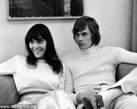 karen and richard carpenter relationship