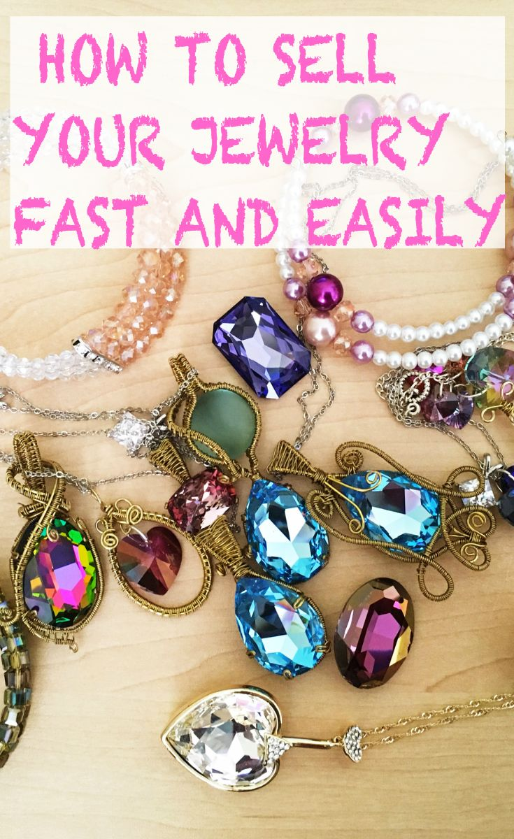Sell your jewelry easily. Tips and tricks