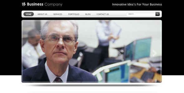 Smart Business Company Drupal Theme