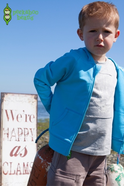Peekaboo Beans Blog: Spring 2013 Collection, Endless Summer - I must have this one, my fav color on my son!