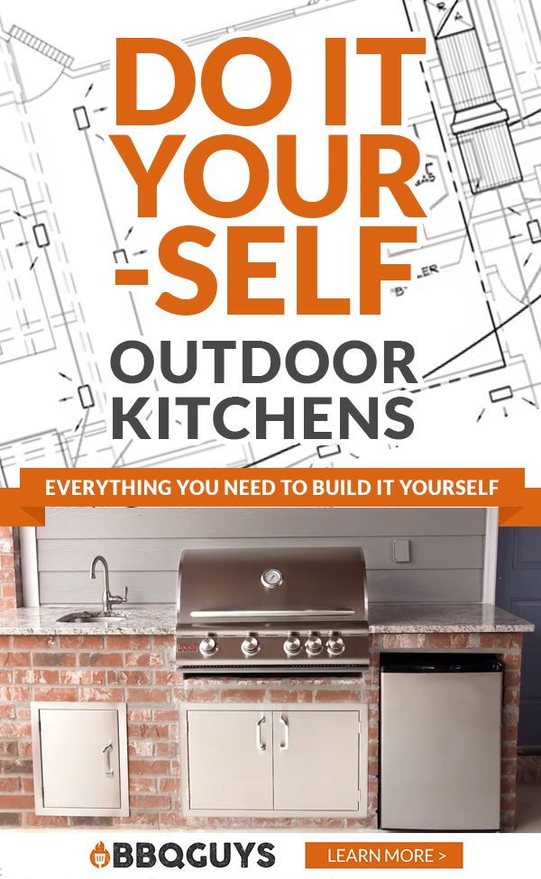 Outdoor Kitchen Packages Diy Kits In 2019 Small House Diy