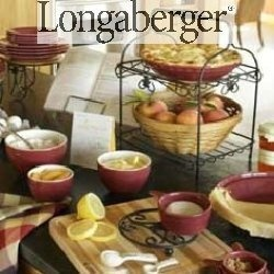 Longaberger is the premier U.S. maker of handcrafted maple wood baskets. Longaberger also offers, Coffee, Food, Totes, Collegiate and Team Spirit Baskets and our American Valor Line with all 5 Military branches available. Plus, Woven Traditions Pottery (the #1 selling dinnerware in the US) Home Accessories and our new Flameware Ceramic Cookware and more! We have a gift registry and our Design a Basket program where you can customize your own basket.