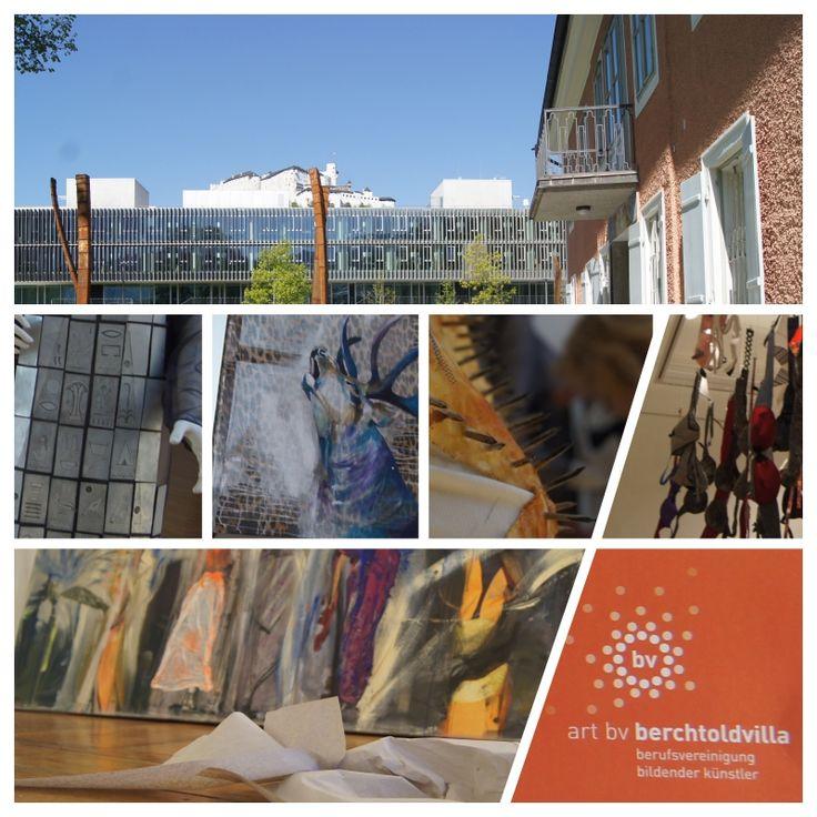 Die Ausstellung in der Berchtoldvilla wurde aufgebaut. Eine Gemeinschaftsausstellung mit Künstlern der art bv sowie mit mehreren Gastkünstlern.  Insgesamt 19 Künstlerinnen und Künstler werden…