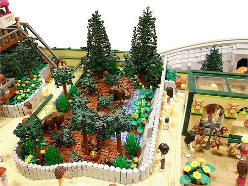 LEGO Friends: Animal Park | Bears. | Anne Mette V | Flickr