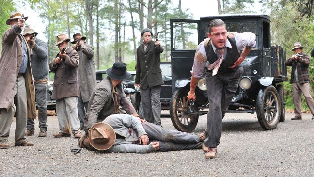 How 'Lawless' Nabbed New A-Listers Tom Hardy and Jessica Chastain