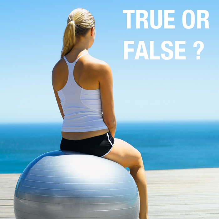 45 Best Images About Fitness On A Exercise Ball On