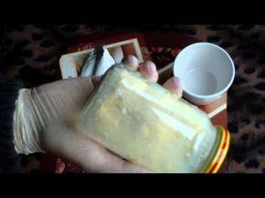 ▶ Jak szybko zrobić masło w domu. - YouTube