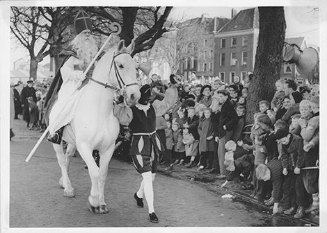 Intocht Zwolle 1955