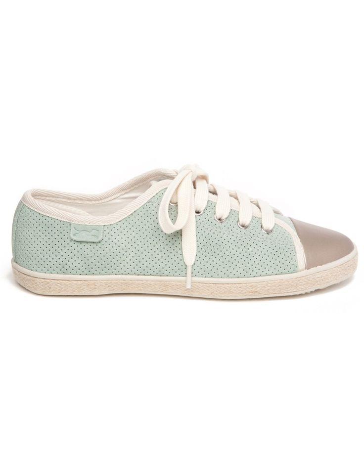 Mint sneakers by Bimba y Lola