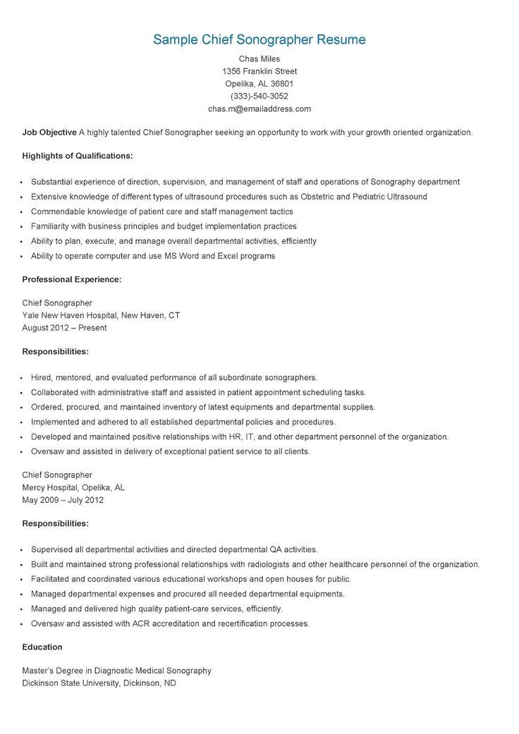 235 best resame images on Pinterest Website, Sample resume and - personnel security specialist sample resume