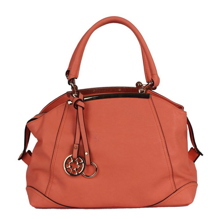 Oasis Handbag 'Docia' Satchel, Women's 16 inches long x 10 inches high x 4 inches wide Drop: 6 inches Shoulder strap: 46 inches Shoulder strap drop: 21 inches Exterior pockets: One 1 zip Country of origin: CHN Disclaimer: Custom-madeOur handbags bring an unique style to your wardrobe everyday -
