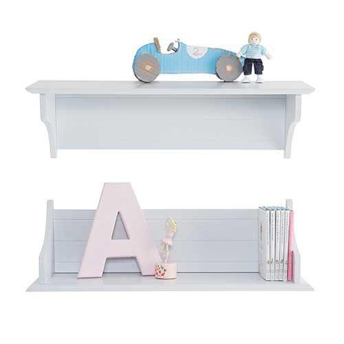 Any Which Way Book Shelf - Short, Grey