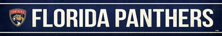 Florida Panthers Street Banner $19.99