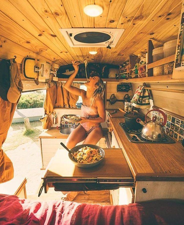 414 Likes, 6 Kommentare – Van ist wo Ihr Zuhause ist (@van_or_die) auf Instagram… – Reisen